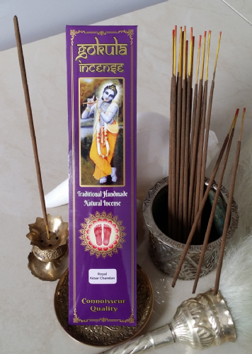 Royal Kesar Chandan Incense Sticks - 20 grams